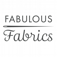 Exclusive premade fabric or sewing logo and icon