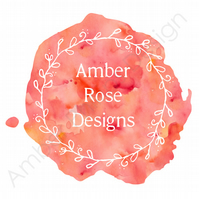 Exclusive premade watercolour wreath logo