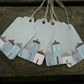 Hand painted gift tags