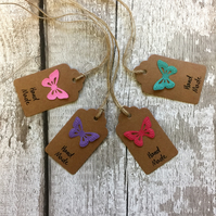Gift tags for your hand crafted products