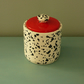 Ceramic Storage Jar