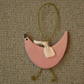 Ceramic Hanging Bird