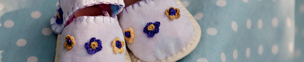 Buttons, Beads and Blanket Stitch