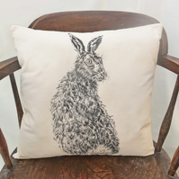 Charming Vince Hare Cushion