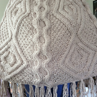 Gorgeous ladies poncho