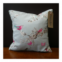 Beautiful Birds 12 x 12 inch Cushion Cover with Insert Pad
