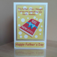 Humourous Father's Day Card