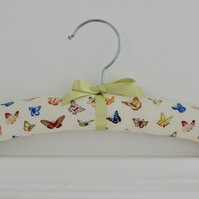 Children's coat hanger - gift for a girl