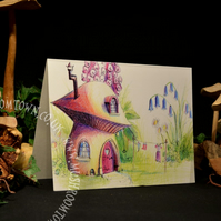 Foxglove Cottage - Mushroom Town Collection