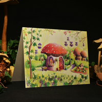 Gardeners Cottage - Mushroom Town Collection