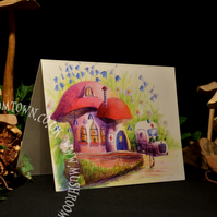 St. Truffles Cottage Hospital- Mushroom Town Collection