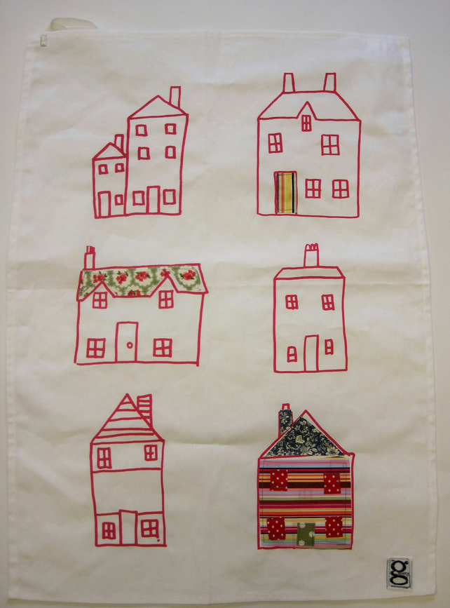 House Tea Towel