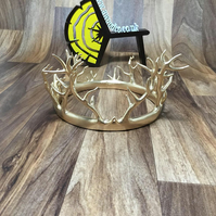 Renly Baratheon replica costume King crown - Game of Thrones crown