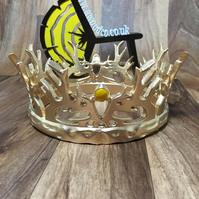 Joffrey Baratheon replica cosplay crown. Game of thrones - 3D Printed