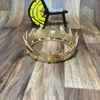 Robert Baratheon Game of Thrones crown - 3D Printed