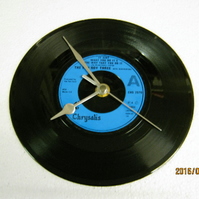 "The Fun Boy Three - ""It Ain't What You Do"" 7"" Vinyl Record Wall Clock"