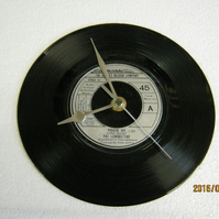 "The Lambrettas - ""Poison Ivy"" 7"" Vinyl Record Wall Clock"