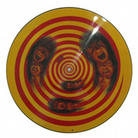 "Anthrax - ""State Of Euphoria"" Vinyl Record Wall Clock"