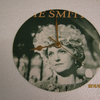 "The Smiths - ""I Started Something I Couldn't Finish"" Record Sleeve Wall Clock"
