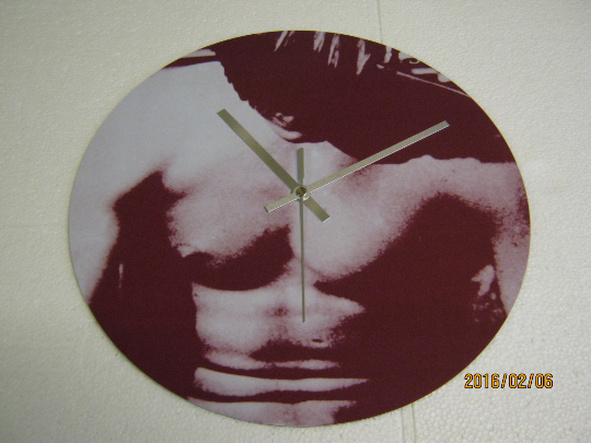 "The Smiths - ""The Smiths"" Record Sleeve Wall Clock"