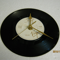 "Gillan - ""New Orleans"" Record Wall Clock"
