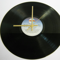 "Marvin Gaye - ""Greatest Hits"" Record Wall Clock"