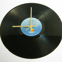 "The Gibson Brothers - ""Cuba"" Record Wall Clock"