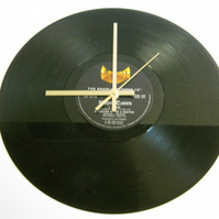 "Gypsy Queen - ""Radio"" Record Wall Clock"