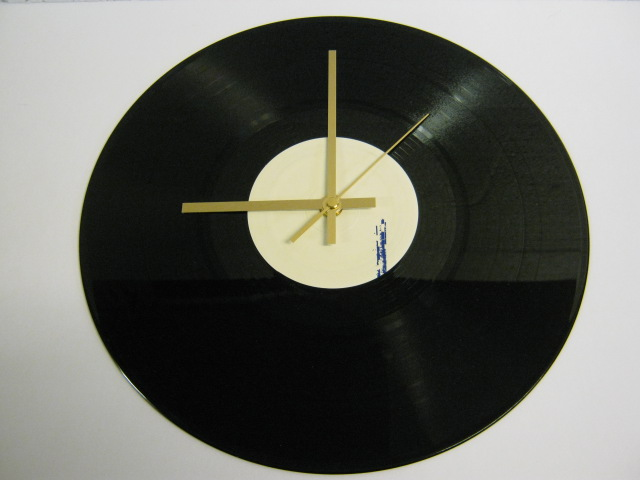 "Ilium - ""I Paint By Number"" Record Wall Clock"