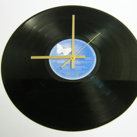 "Barclay James Harvest - ""Ring Of Changes"" Record Wall Clock"