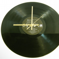 "China Crisis - ""Diary Of A Hollow Horse"" Record Wall Clock"