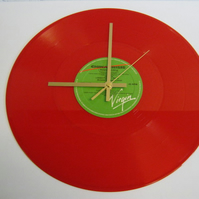 "China Crisis - ""Wishful Thinking"" Record Wall Clock"
