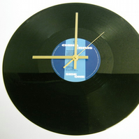 "China Crisis - ""Hanna Hanna"" Record Wall Clock"