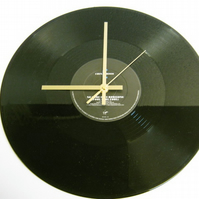 "China Crisis - ""No More Blue Horizons"" Record Wall Clock"