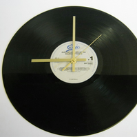 "Electric Light Orchestra (ELO) - ""Balance Of Power"" Record Wall Clock"