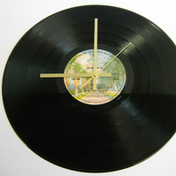 "Electric Light Orchestra (ELO) - ""On The Third Day"" Record Wall Clock"