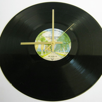 "The Doobie Brothers - ""Stampede"" Record Wall Clock"