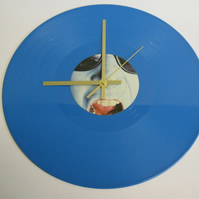 "The Dickies - ""Dawn Of The Dickies"" Record Wall Clock"