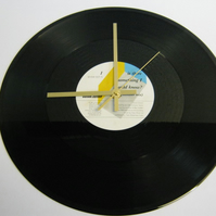 "Duran Duran - ""Is There Something I Should Know?"" Record Wall Clock"