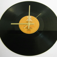"Depeche Mode - ""Leave In Silence"" Record Wall Clock"