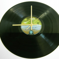 "Dire Straits - ""Communique"" Record Wall Clock"