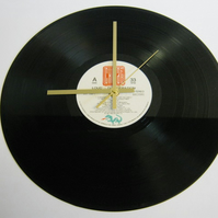 "D Generation - ""Loud"" Record Wall Clock"