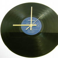 "The Boomtown Rats - ""In The Long Grass"" Record Wall Clock"