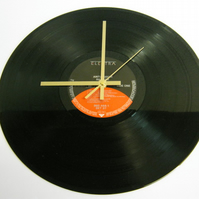 "Anita Baker - ""Rapture"" Record Wall Clock"