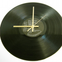 "Bow Wow Wow - ""Bow Wow Wow"" Record Wall Clock"