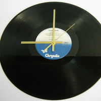 "Blondie - ""Autoamerican"" Record Wall Clock"