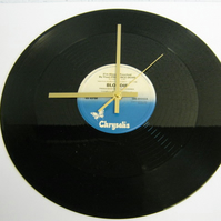 "Blondie - ""(I'm Always Touched By Your) Presence Dear"" Record Wall Clock"