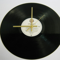 "George Benson - ""20-20"" Record Wall Clock"