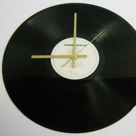 "The Colourfield - ""Deception"" Record Wall Clock"