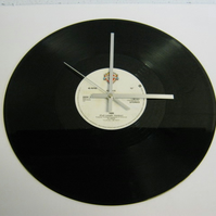 "Prince ""1999"" 12"" Vinyl Record Wall Clock"